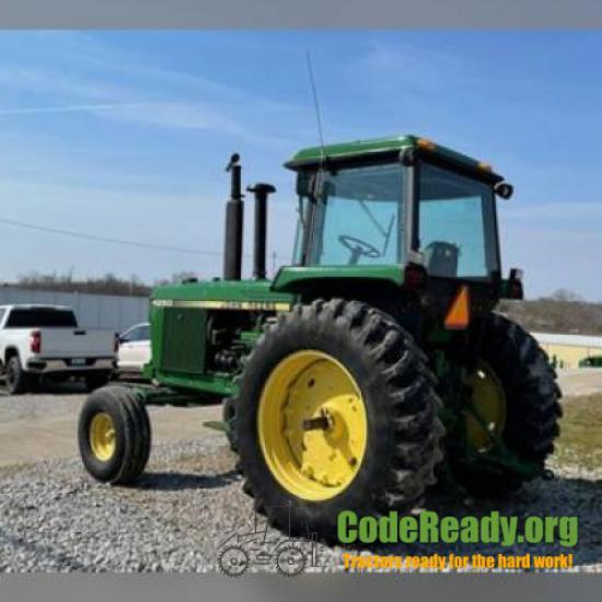 Used 1983 John Deere 4250 in New Castle, Kentucky