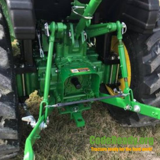 Used 2021 John Deere 3025D for Sale in Florida