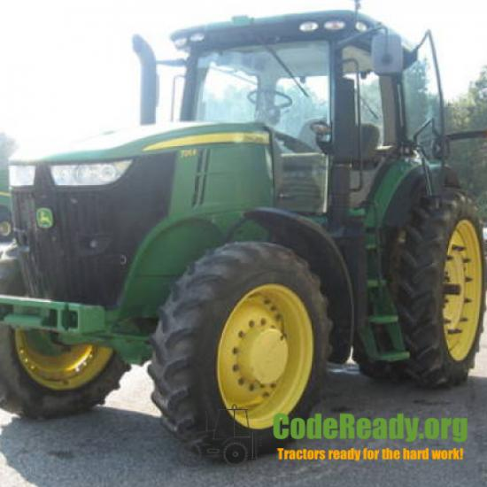Used 2011 John Deere 7215R for Sale
