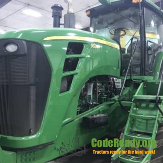 Used 2008 John Deere 9630T for Sale
