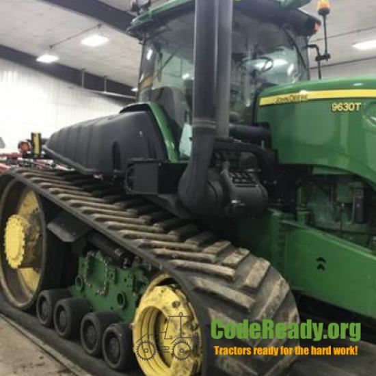 Used 2008 John Deere 9630T for Sale in Minnesota