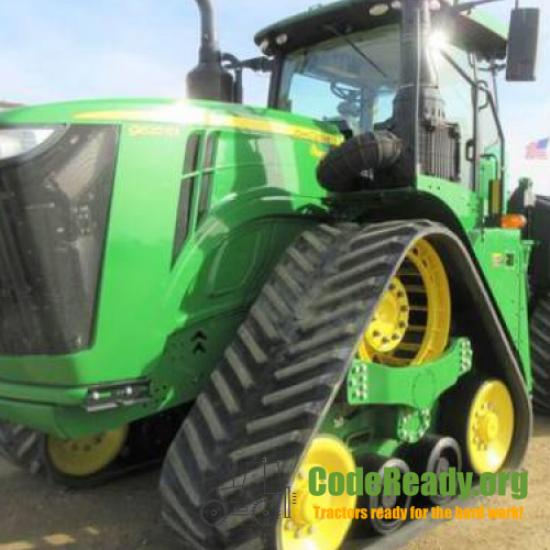 Used 2017 John Deere 9620RX for Sale