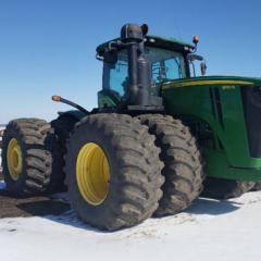 2012 John Deere 9510R