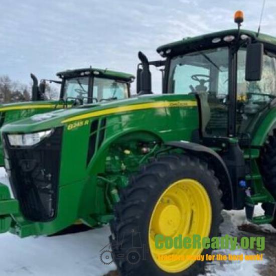 Used 2020 John Deere 8245R for Sale