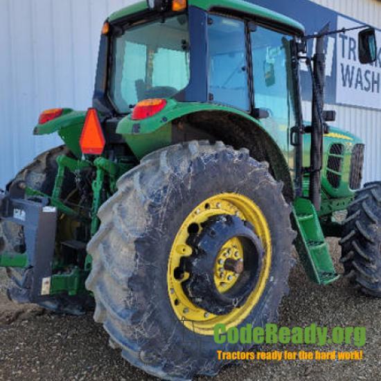 Used 2012 John Deere 7330 for Sale in South Dakota