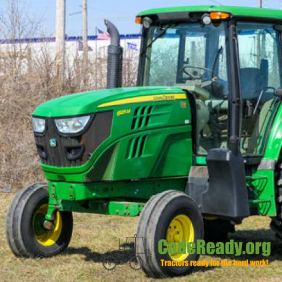 Used 2013 John Deere 6125M for Sale