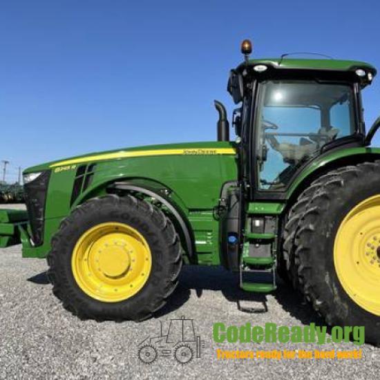 Used 2019 John Deere 8245R for Sale in Missouri