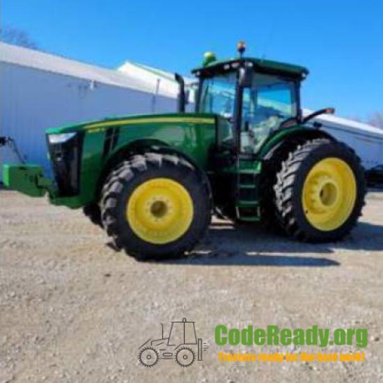 Used 2011 John Deere 8335R for Sale in Iowa