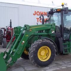2014 John Deere 6125M