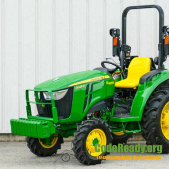 Used 2018 John Deere 3025D for Sale