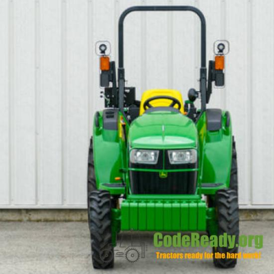 Used 2018 John Deere 3025D for Sale in Indiana
