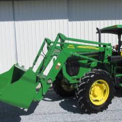 2011 John Deere 5095M