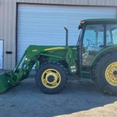 2012 John Deere 5101E