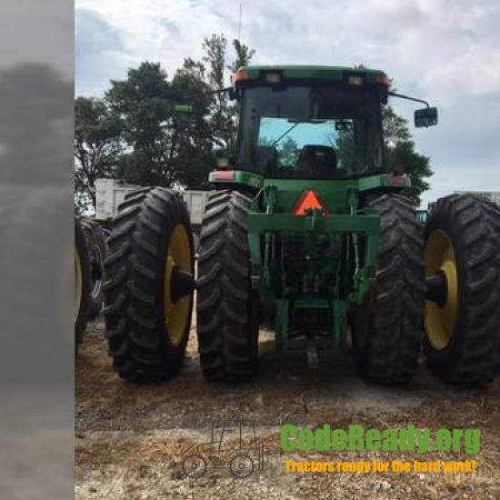 Used 1995 John Deere 8200 for Sale in Iowa
