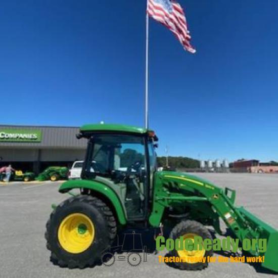 Used 2020 John Deere 3046R for Sale