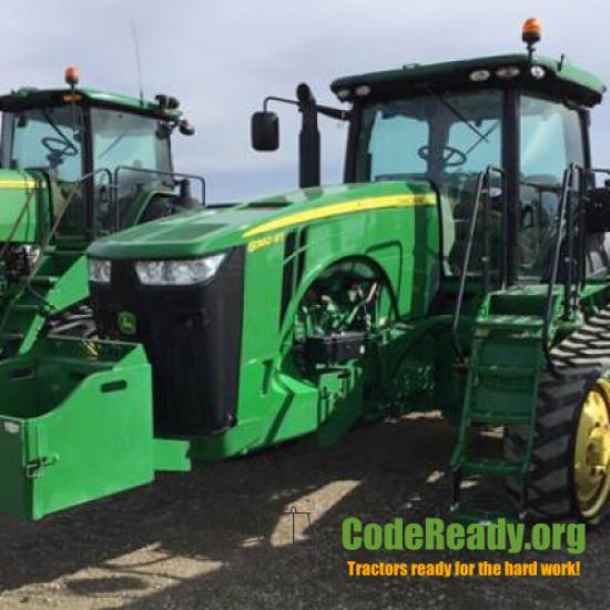 Used 2013 John Deere 8360RT for Sale