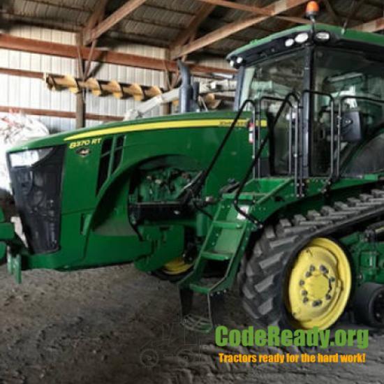 Used 2014 John Deere 8370RT for Sale