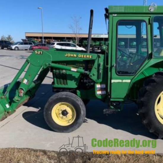 Used 2000 John Deere 5205 for Sale