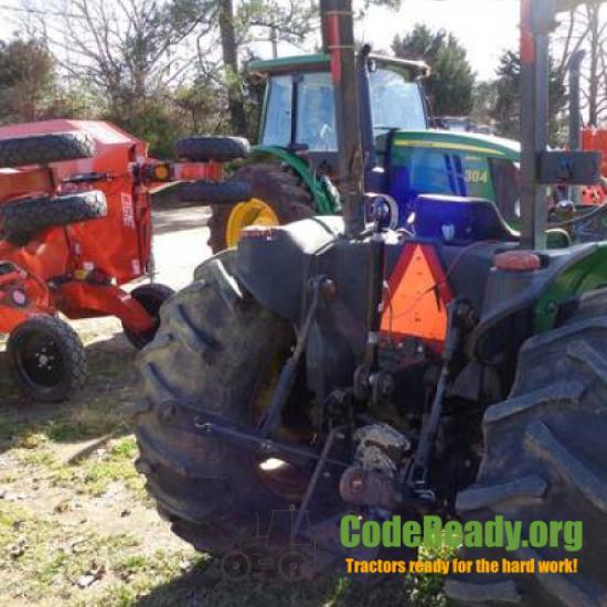 Used 2001 John Deere 5205 for Sale in Alabama