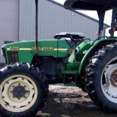 2000 John Deere 5310