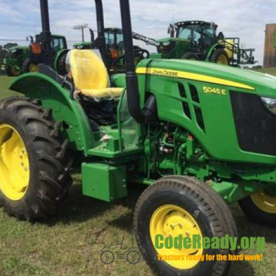 Used 2021 John Deere 5045E for Sale