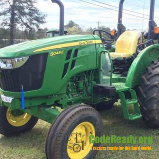 Used 2021 John Deere 5045E in Middleburg, Florida