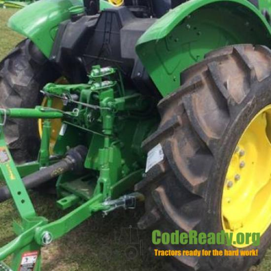 Used 2021 John Deere 5045E for Sale in Florida