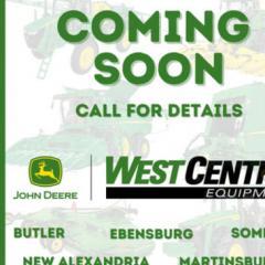 2017 John Deere 6155M