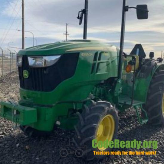 Used 2018 John Deere 5100GN in Sunnyside, Washington