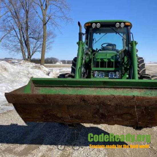 Used 2011 John Deere 6430 PREMIUM for Sale in Iowa