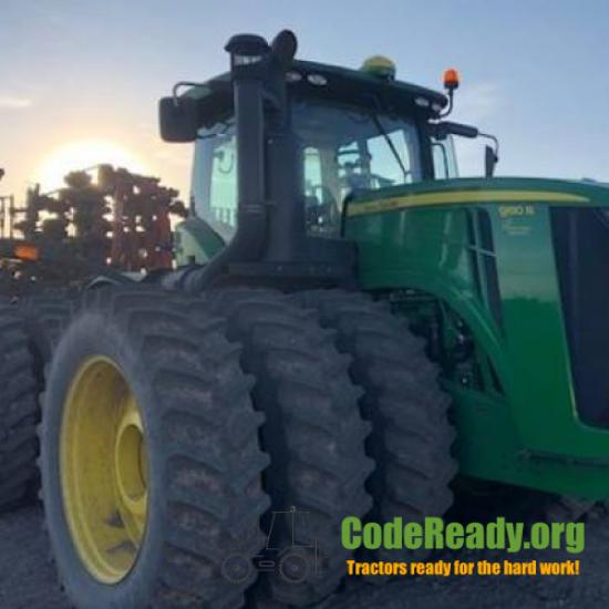Used 2014 John Deere 9510R for Sale