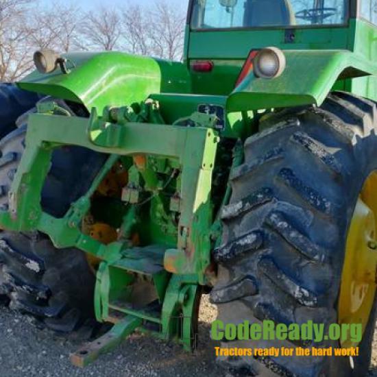 Used 1982 John Deere 8640 for Sale in Iowa