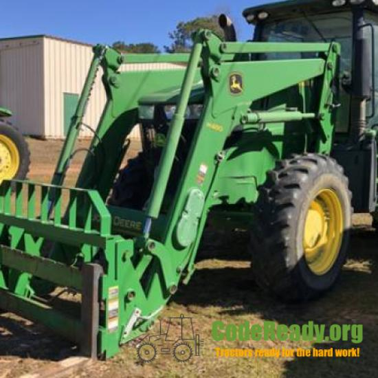 Used 2013 John Deere 7215R for Sale