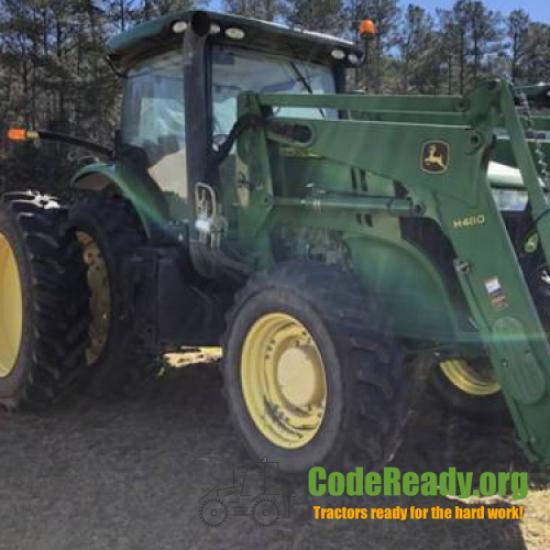 Used 2013 John Deere 7215R for Sale in Georgia