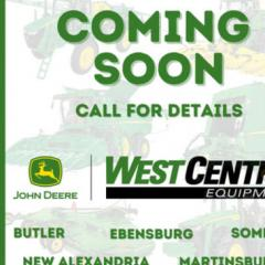 2017 John Deere 6155R