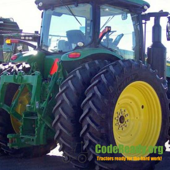Used 2019 John Deere 8295R for Sale in Texas