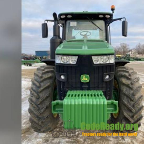 Used 2020 John Deere 8295R in Madison, South Dakota