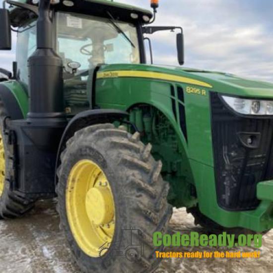 Used 2020 John Deere 8295R for Sale in South Dakota