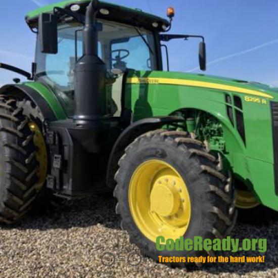 Used 2020 John Deere 8295R for Sale