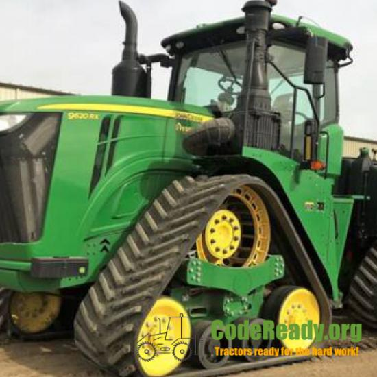 Used 2019 John Deere 9620RX for Sale