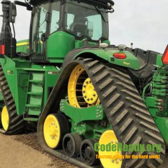 Used 2019 John Deere 9620RX for Sale in South Dakota