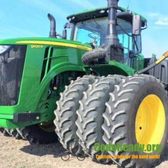 Used 2018 John Deere 9420R for Sale in South Dakota