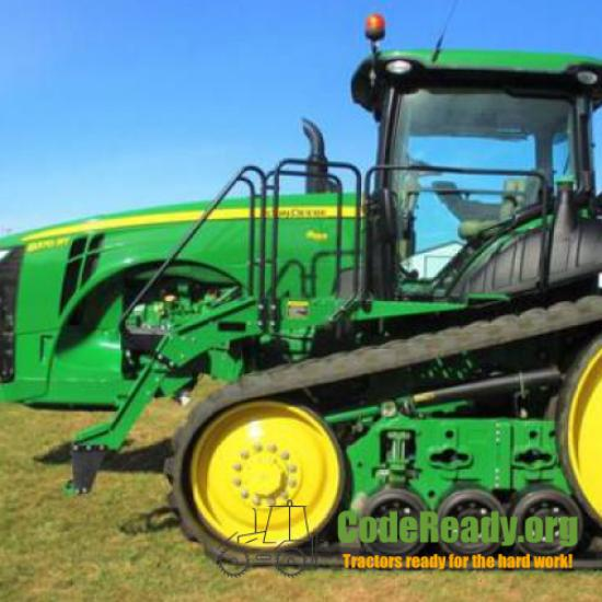 Used 2014 John Deere 8370RT for Sale in South Dakota