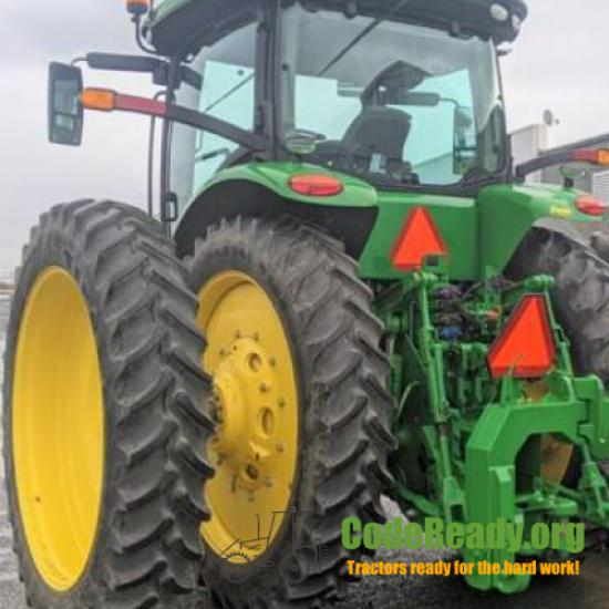 Used 2020 John Deere 8345R for Sale in Oregon