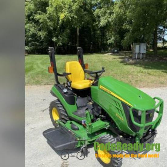 Used 2012 John Deere 1026R for Sale