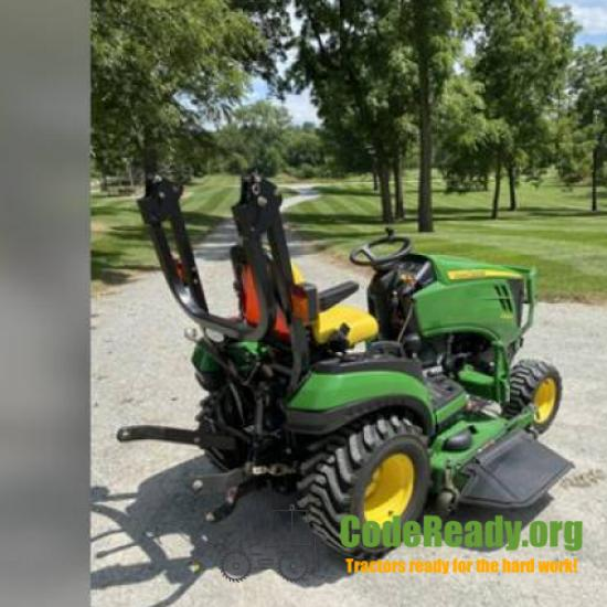 Used 2012 John Deere 1026R for Sale in Indiana