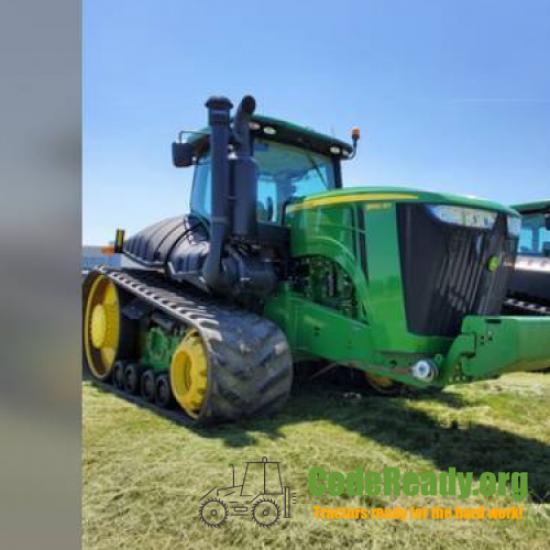 Used 2012 John Deere 9560RT for Sale in Iowa