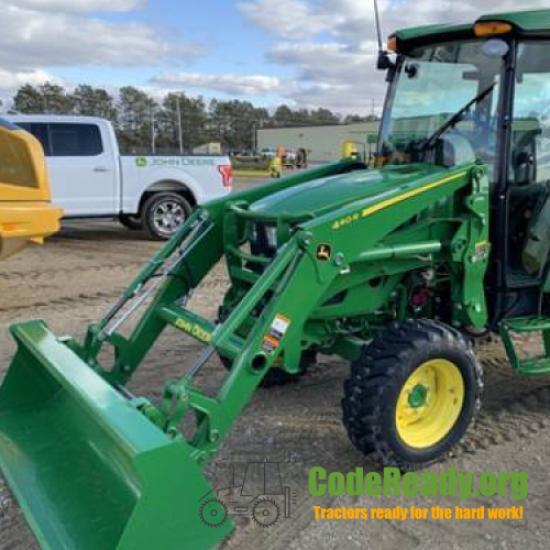 Used 2020 John Deere 4066R in Brookings, South Dakota