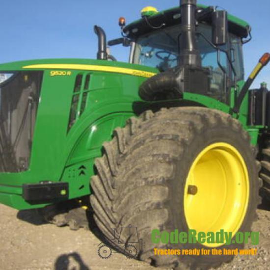 Used 2020 John Deere 9520R for Sale