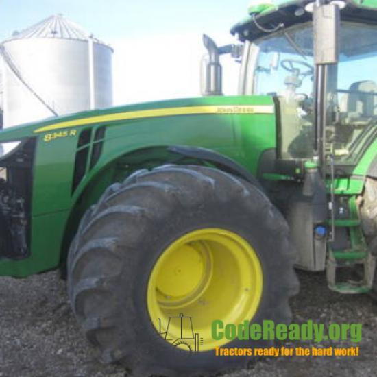 Used 2020 John Deere 8345R for Sale